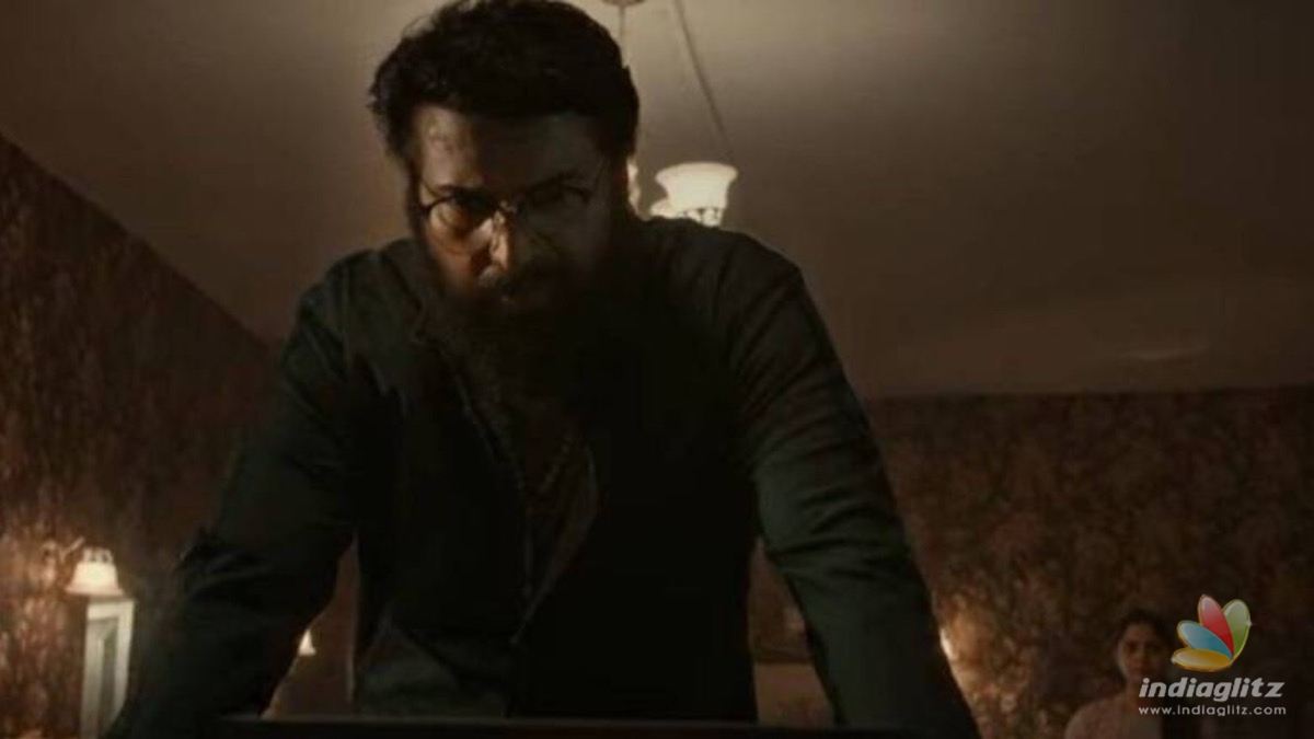 Teaser of Mammootty-Manju Warriers The Priest goes VIRAL
