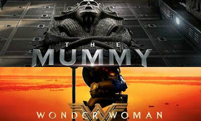 'The Mummy' Slumps to Compete with 'Wonder Woman'