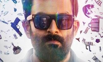 Prithviraj's Bhramam gets a release date!