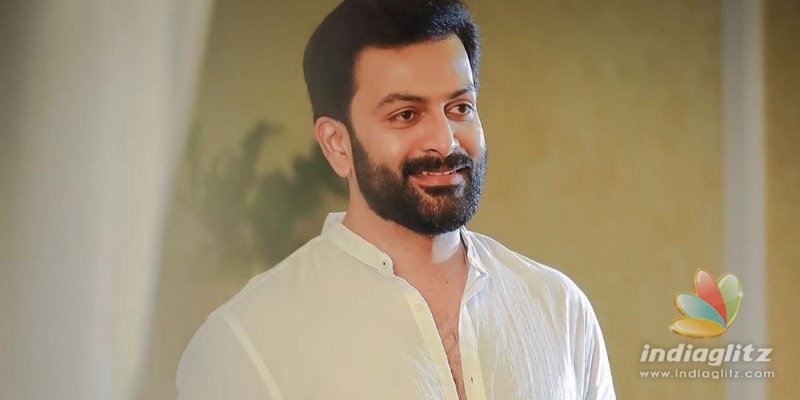 Prithvirajs picture with pet Zorro goes VIRAL