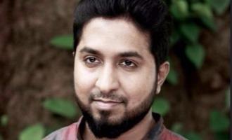 Vineeth's look in 'Aana Alaralodalaral' will suprise you!
