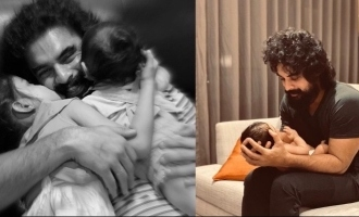 Tovino Thomas' latest pic with his kids go viral