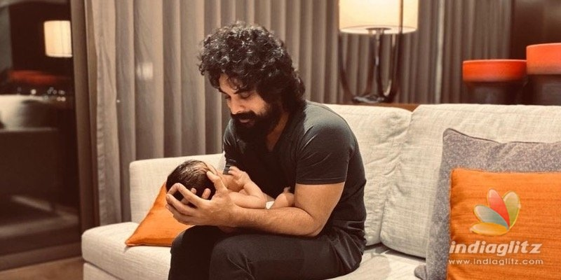 Tovino's latest pic with kids go viral