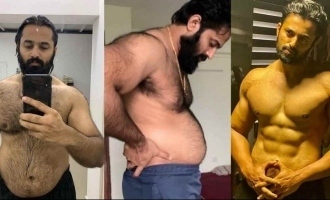 From 93 kgs to 77kgs, Unni Mukundan shares his inspiring weight loss journey!