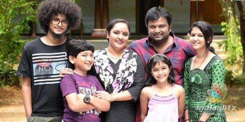 Wow! Uppum Mulakum combo unites for a movie!