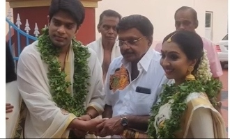 Popular star kid Utthara Unni enters wedlock