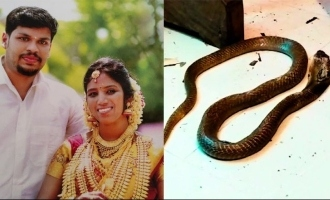 Snakebite death of woman, husband arrested; Shocking murder plan!