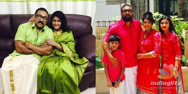 Vani Viswanath reveals her love story