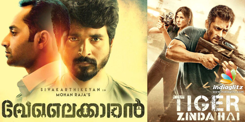 Velaikkaran and Tiger Zinda Hai