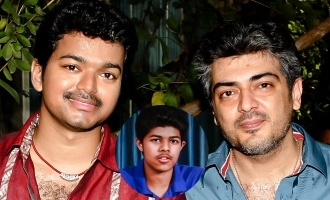 Did Ajith call Vijay to enquire about Sanjay?