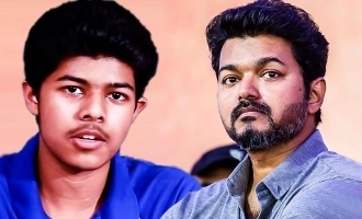 Thalapathy Vijay worried about his son abroad amidst COVID 19 scare