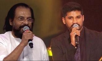 Playback singer Vijay Yesudas quits singing?