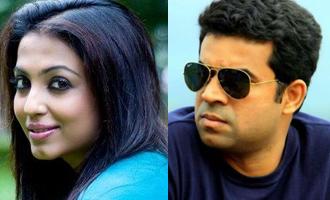 Parvathy's Nair's road movie with Vijay Babu