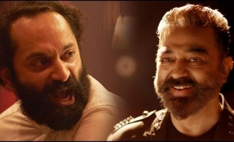 Fahadh Faasil confirms acting alongside Kamal Haasan in vikram