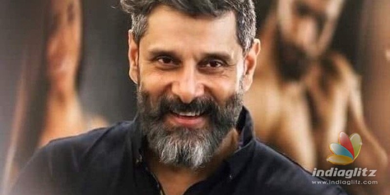Chiyaan Vikram is now a proud grandfather!