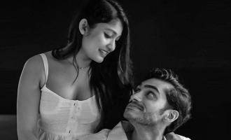 Actor Vishak Nair introduces his lady love!