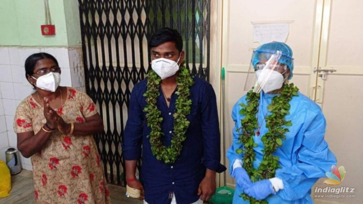 Kerala bride dressed in PPE kit gets married at COVID-19 ward in the hospital
