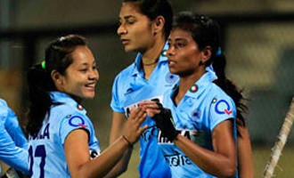 Indian womens Hockey team enter into final