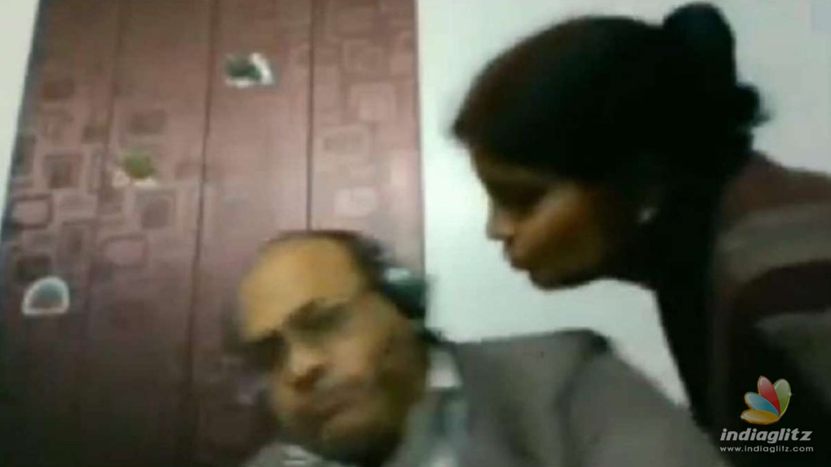 Video of women trying to kiss husband during Zoom call goes viral