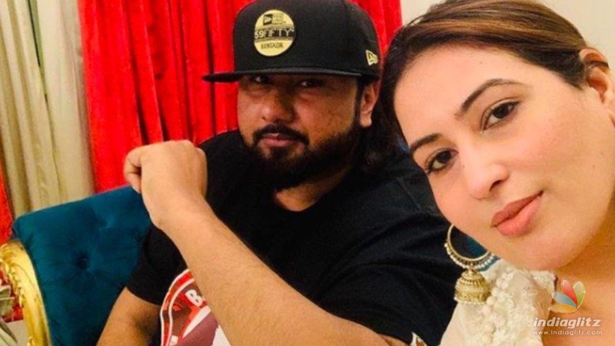 Yo Yo Honey Singhs wife accuses him of domestic violence