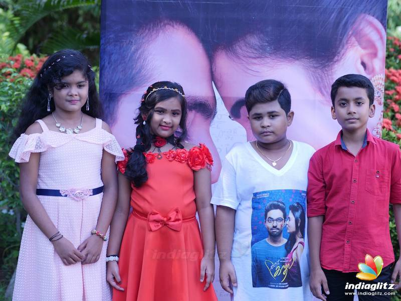 '100% Kadhal' Movie Press Meet