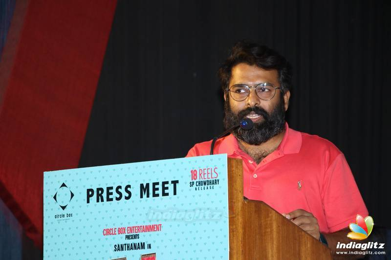 'A1' Movie Press Meet