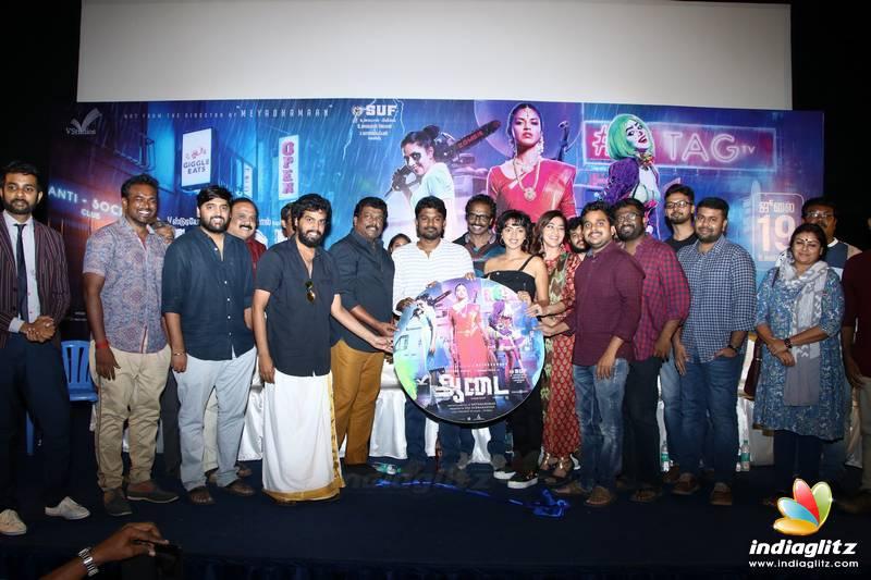 'Aadai' Movie Audio Launch