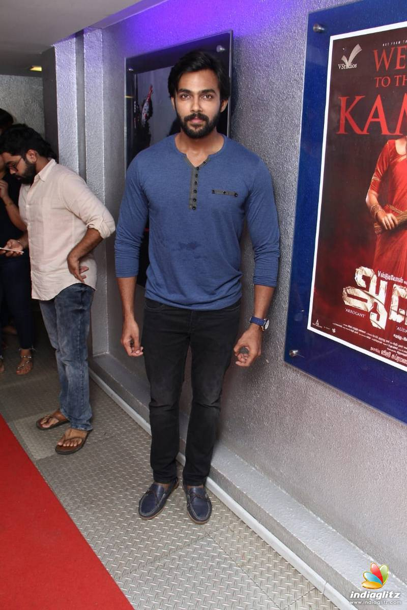 'Aadai' Movie Premier Show