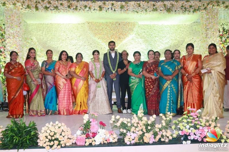 Aadhav Wedding & Reception