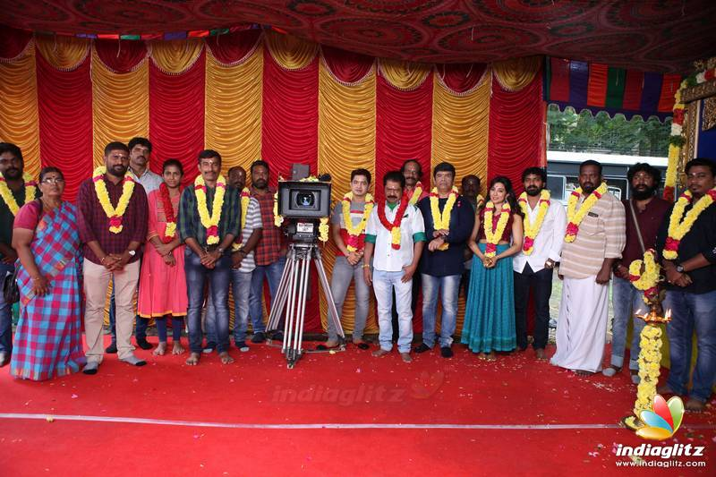 'Aalambana' Movie Pooja