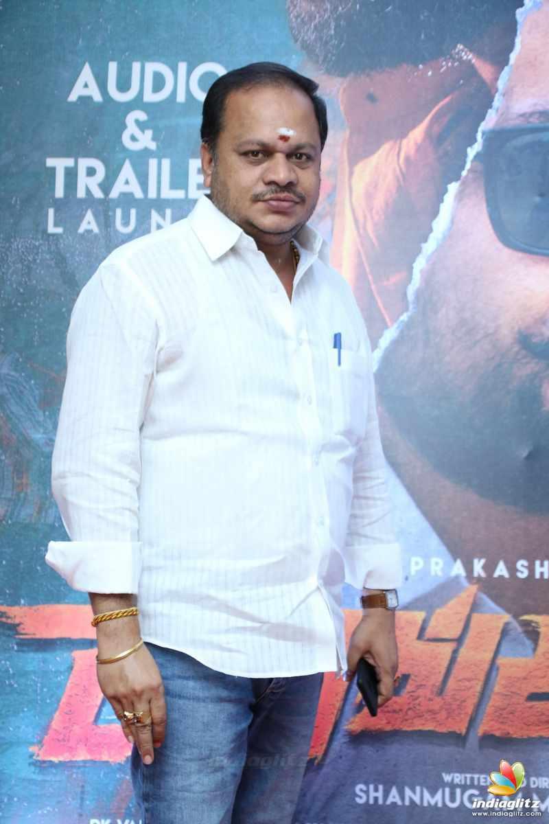 'Adangathey' Movie Audio Launch