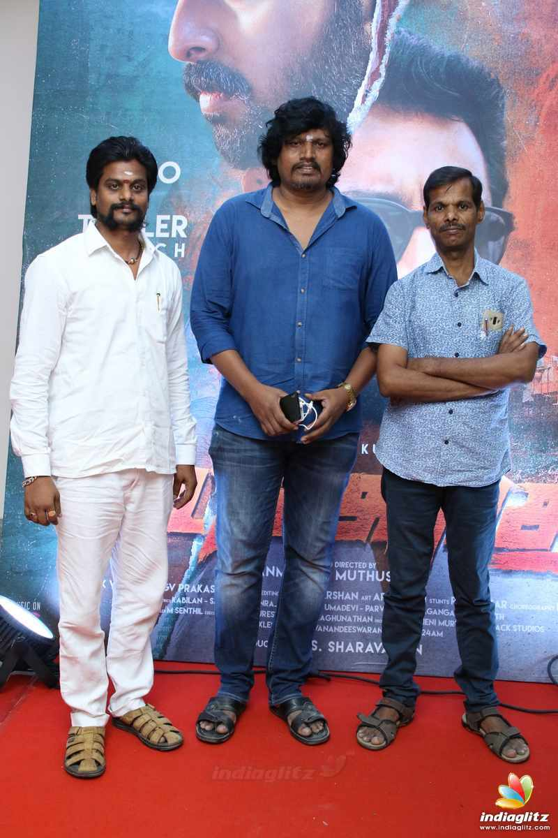 'Adangathey' Movie Audio Launch