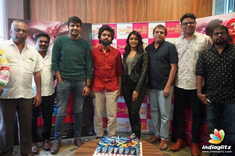 'Aayiram Jenmangal' Movie Audio Launch
