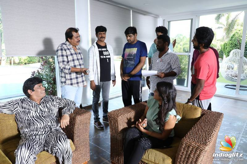 'Aayiram Jenmangal' Shooting Spot