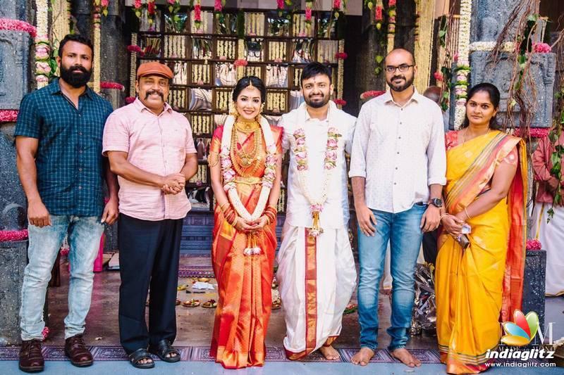 Director Anand Shankar Weds Divyanka