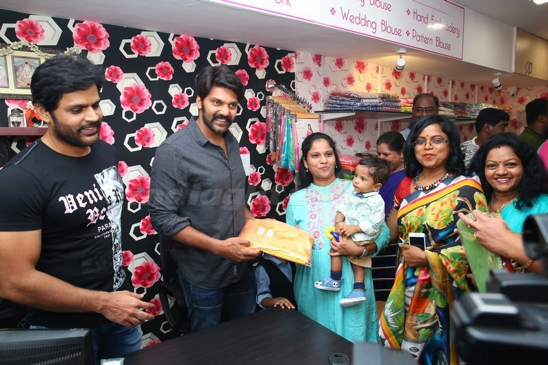 Arya & Shaam Launches 'Pink Designers' Boutique