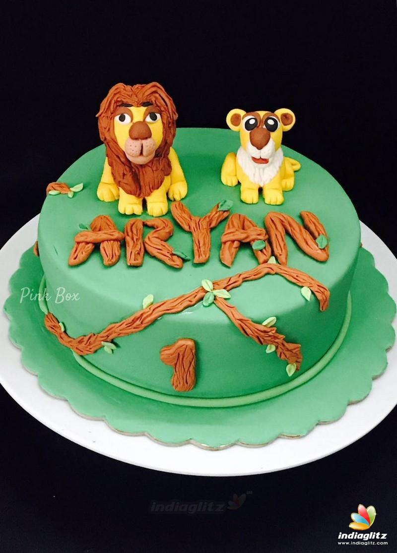Events Vishnu Vishals Son Aryan 1st Birthday Celebration Movie