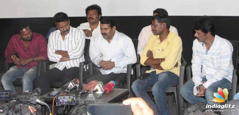'Adutha Sattai' Movie Special Screening