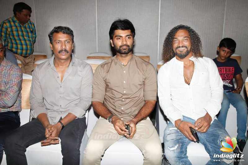 Atharva's New Movie Pooja