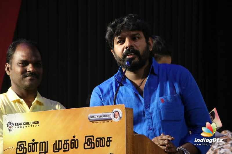 Aavathara Vettai Movie Audio Launch