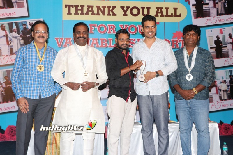 64th National Film Award Winners Thanks Meet
