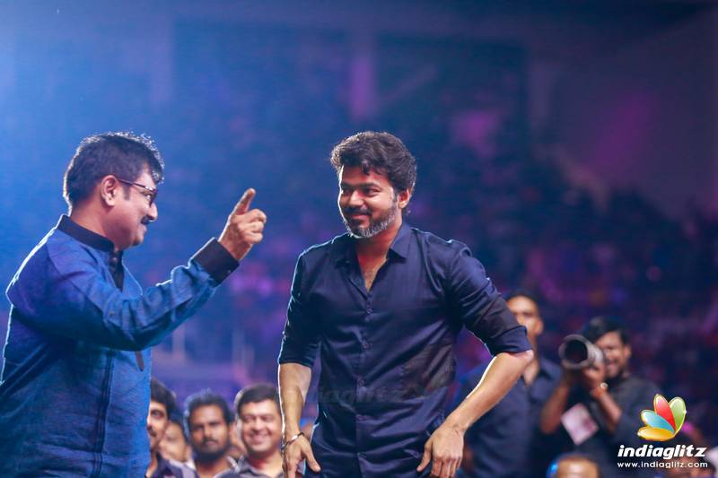 'Bigil' Movie Audio Launch