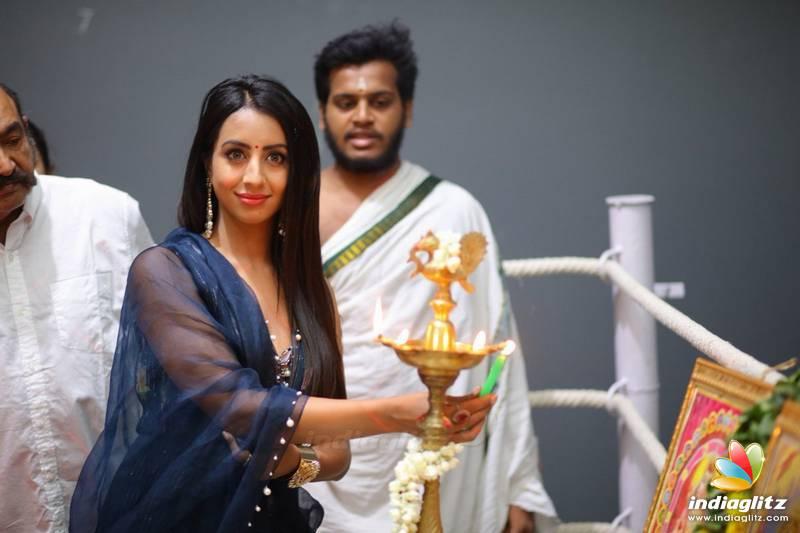 'Boxer' Movie Pooja