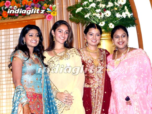 Wedding Reception Of Sneha S Brother