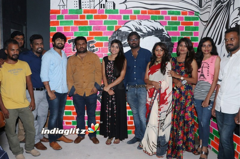 Abi Saravanan and Aditi launches CAFINO - The Game Yard