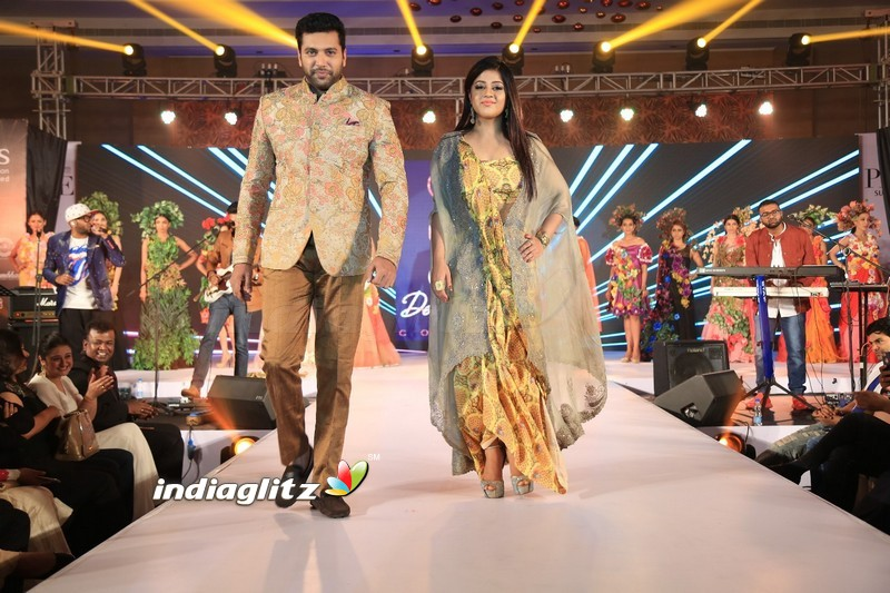 Celebrities spotted at Summer Fashion Festival 2017