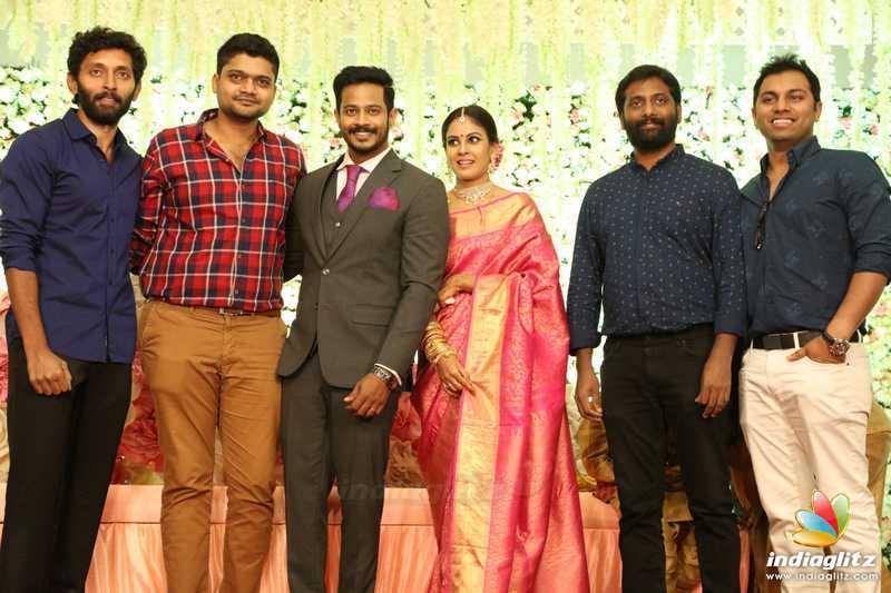 Chandini Tamilarasan's Wedding