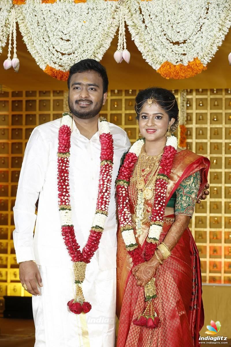 Actor Charlie Elder Son Adhithiya's Wedding