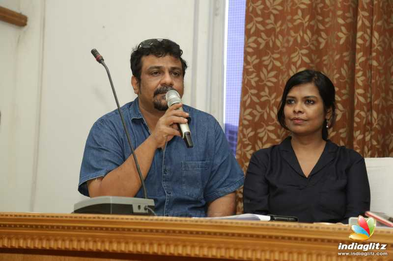 16th Chennai International Film Festival Press Meet