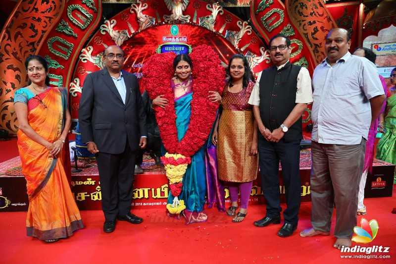 Chennaiyil Thiruvaiyaru Season 14 - Day 1